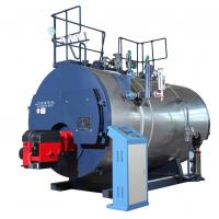 China Vertical Oil/Gas Hot Water Boiler on sale