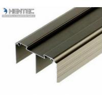 Quality Finished Mchining Standard aluminium extrusion profiles GB / 75237-2004 for sale