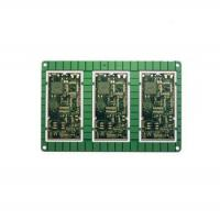 Buy cheap FR4 , FR1 Double layer pcb Lead Free HASL , OSP for power bank 0.08mm Min. Line from wholesalers
