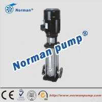 China vertical non-self priming multistage centrifugal pump on sale