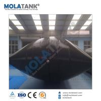1m3 - 30m3 Timeproof Flexible Water Bladder Soft Collapsible Folding Plastic TPU PVC Water Poly Tank for sale