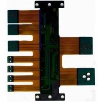 Quality Quick turn 4 layer rigid flex pcb design  ISO9001 / TS16949 approved for sale
