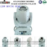 Quality 120W High Power LED Moving Head Spot Light for sale