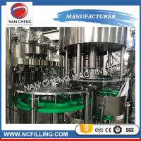 Quality Juice Beverage Drink Beer Isobaric Filling Bottling Making Machine 6000BPH for sale