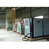 Quality Skid Mounted Industrial Nitrogen Generator Air Separation Plant For N2 Production for sale