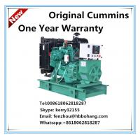 China 20KW/25KVA Cummins diesel generator set  with Stamford alternator on sale