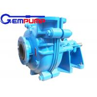 Quality 450ST-L Horizontal Slurry Pump Expeller seal Sealing type OEM for sale