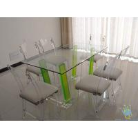 Quality clear acrylic top class furniture for sale