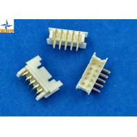 Quality wafer connector with 2.00mm pitch vertical or right angle shrouded header wire to board connector for sale