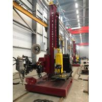 Quality Weld Automation Column and Boom Manipulators with Moving Trolley and Flux Transmission System for sale