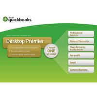 Quality Genuine QuickBooks Desktop Premier 2018 with Industry Edition Small Business Accounting Software 1-Year Subscription for sale