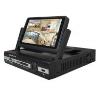 Quality 1080P 4CH 3 IN 1 AHD DVR WITH 7.1 INCH LCD SCREEN for sale
