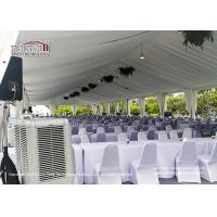 300 - 500 People Luxury Wedding Tents For Conference With Aluminum Structure for sale