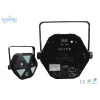 Quality 30W 3 Eyes RGBW 4 in1 LED Beam Moving Head Light For Disco / Event for sale