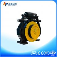 Quality WTD1 model 320kg machine room & machine roomless home lift  machine elevator parts for sale