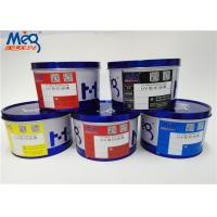 Fast Curing LED UV Offset Printing Ink Varnish With No Solvent , Low Odor