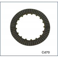Motorcycle parts clutch friction plates disc with high-strength aluminum alloy die-casting for sale