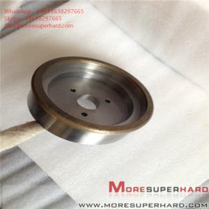 Quality Metal bond diamond grinding wheels for stone/marble/granite grinding tools Manufacturer ALisa@moresuperhard.com for sale