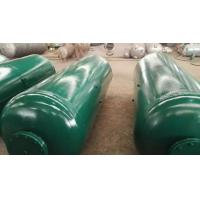 Quality Vertical / Horizontal Pressure Vessel Tank with Carbon Steel Stainless Steel Material for sale