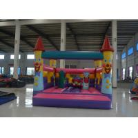 Quality Standard Games Kids Inflatable Bounce House 5 X 4x3.5 M EN14960 For Water Park for sale