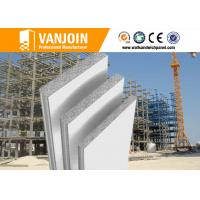 Buy cheap Exterior Composite Sandwich Wall Panels / EPS Concrete Board from wholesalers