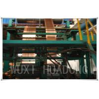 Quality Copper Automatic Continuous Casting Plant Dual Strand 450x14 mm Strip for sale