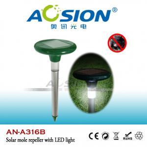 Buy Pretty Good Garden  Solar  Mole   Repeller With Garden Light at wholesale prices