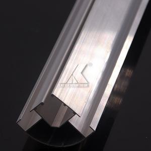 China Combodia Market OEM Customized Frame Aluminum Profile For Windows on sale