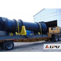 Energy Saving Mobile Industrial Drying Equipment For Drying Iron Ore Powder for sale
