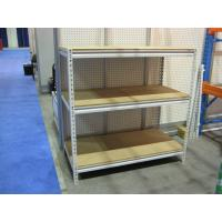 Buy cheap Powder Coated  Rust Proof Rivet Boltless Shelving for Light Duty Application from wholesalers