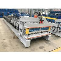 Buy cheap Casstte Type Steel Glazed Tile Roll Forming Machine With Hydraulic Control from wholesalers