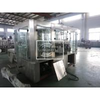 Quality Perfectly Tin can Rotary juice bottling filling machine for sale