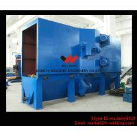 Quality H Beam Line Shot Blasting Machine Equipment , Sand Blast / Sandblasting Machines for sale