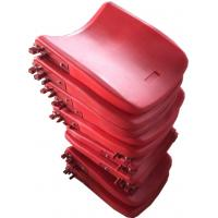 Buy Auditorium Seats Portable Bleacher Chairs With Folding Backs at wholesale prices