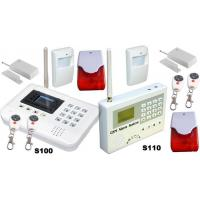 Buy cheap Home GSM Alarm System S110 from wholesalers