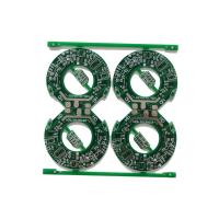Quality FR4 HTG Material Multilayer PCB Board 4 Layer Blind Via Holes Pcb 2 Years Guarantee for sale