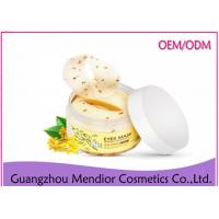Buy cheap Osmanthus Fragrans Eye Sheet Mask , Cotton Under Eye Patches For Dark Circles from wholesalers