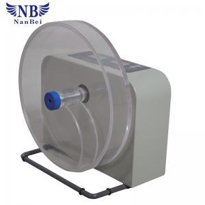 Quality Single Drug Testing Instrument , Drum Friability Tester Φ286mm Cylinder Radius for sale