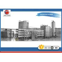 Quality Industrial Water Treatment Systems RO Water Purification Equipment PLC Control for sale
