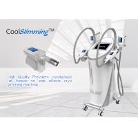 Quality Stubborn Fat Removal Cellulite Reduction Machine For Beauty Salon Pain Free for sale