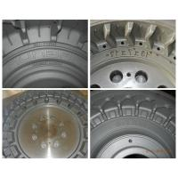 Buy cheap CNC Engraving Forklift Tyres Solid Tire Mold For Mould Making ISO9001 from wholesalers