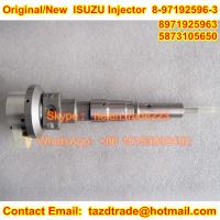 Quality ISUZU Original and new CR Injector 8-98245753-0 / 8982457530 /1310000578/8971925963 for sale