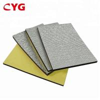 Quality Aluminum Foil Construction Heat Insulation Foam Floor Panels SGS ISO Approval for sale
