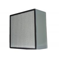 Quality HEPA H13 / H14 PU Foam Industrial Air Filters For Beverage Food Industry for sale
