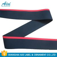 Quality Printed Logo Jacquard Elastic Waistband Men's Underwear  Woven Elastic Tape for sale