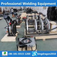 Quality welding machine for welding of polyethylene pipes for sale