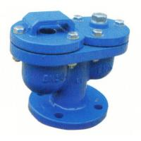 Quality 6 Inch DN150 Automatic Air Release Valve Assembly For Liquid / Water Air Relief Valve for sale