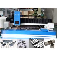 Quality High Power Tube / Pipe Aluminium Laser Cutting Machine With Cnc Control System for sale
