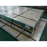 Quality Decorative 316L Stainless Steel Sheet / Plate 30mm - 2000mm Width for sale