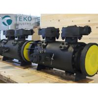 High Pressure DBB Double Block And Bleed Ball Valve For Oil / Gas for sale